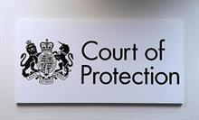 Court of Protection draft Case Management Pilot published