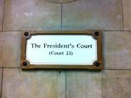 Lord Justice McFarlane - the man who would be President?