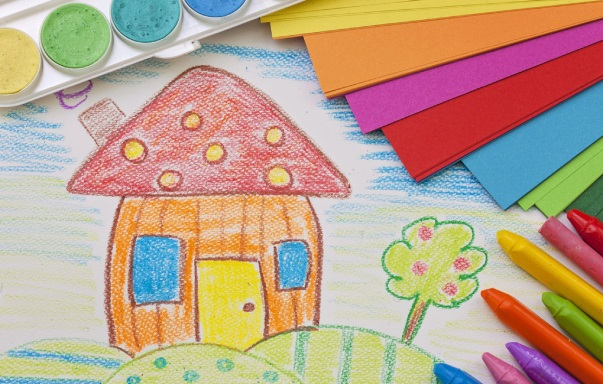 Home-_child_s_drawing