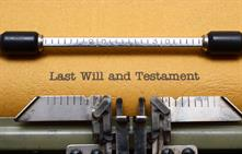 Sign on the dotted line… Does a will need a witness' signature to be valid?