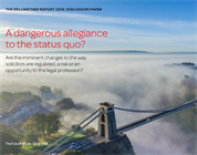 Bellwether Report 2018: An allegiance to the status quo?