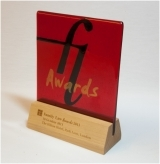 Family Law Awards Trophy