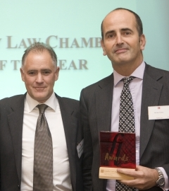 4 Paper Buildings Chambers Award