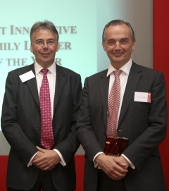 Roger Bamber - Innovative Award