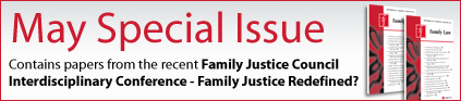 Family Law special issue