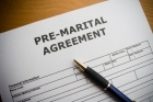 Prenuptial Agreement - Copyright iStockphoto/KLH49
