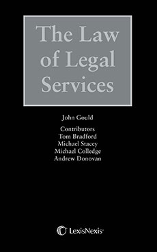 Law of Legal Services, The