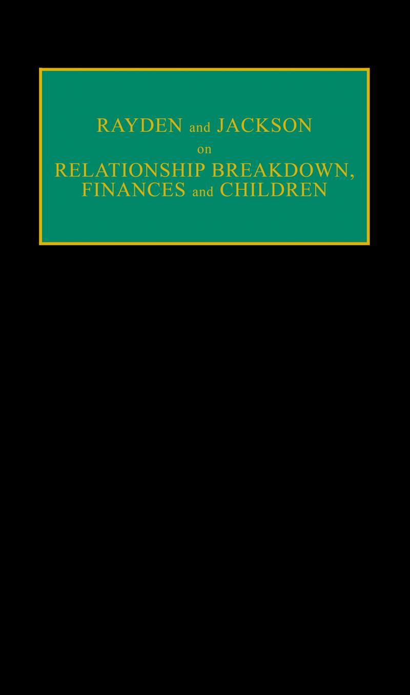 Rayden and Jackson on Relationship Breakdown, Finances and Children