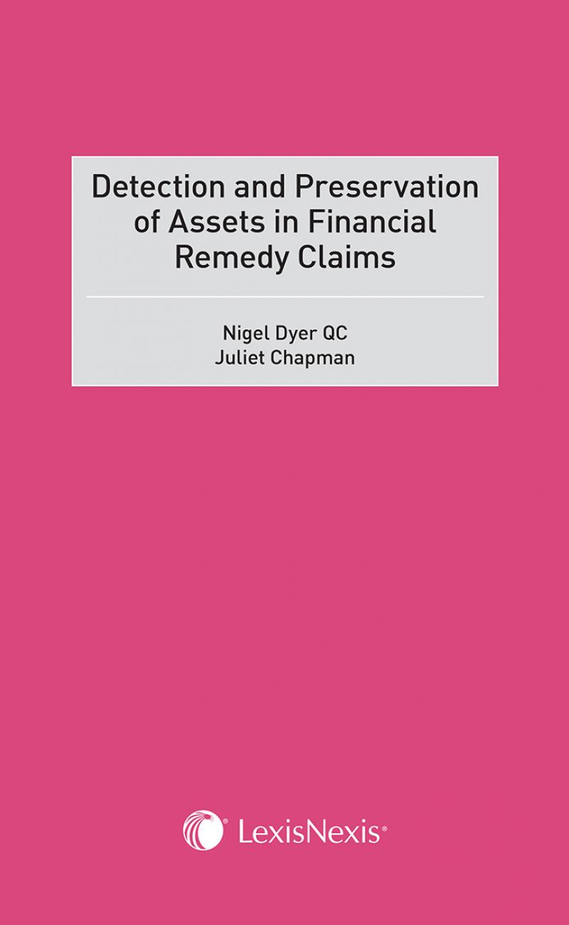 Detection and Preservation of Assets in Financial Remedy Claims