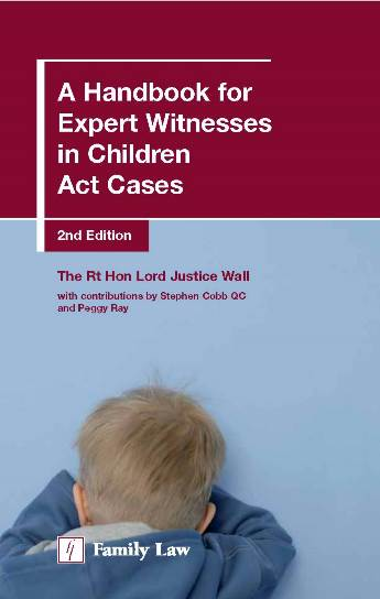Handbook for Expert Witnesses in Children Act Cases, A