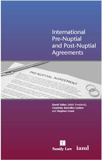 International Pre-Nuptial and Post-Nuptial Agreements