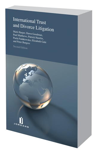International Trust and Divorce Litigation