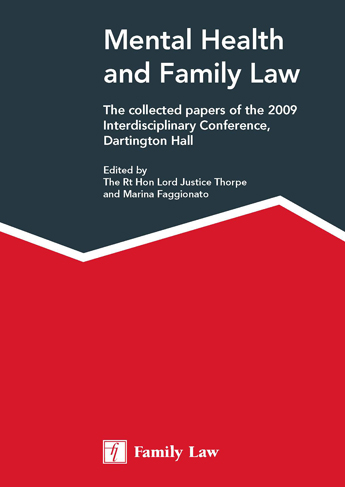 Mental Health and Family Law