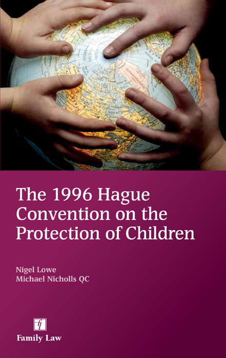 1996 Hague Convention on the Protection of Children, The