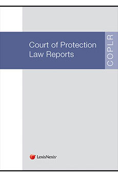 Court of Protection Law Reports