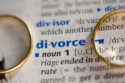 Till divorce do us part