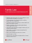 Publication alert: Family Law June 2019