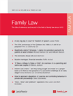 Publication alert: Family Law May 2019