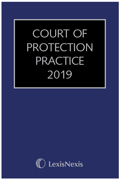 Court of Protection Practice 2019